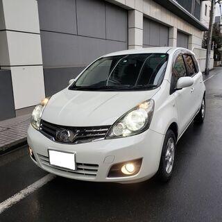 ノート15RS H21 車検4/1 走行71000k 純正HDD...