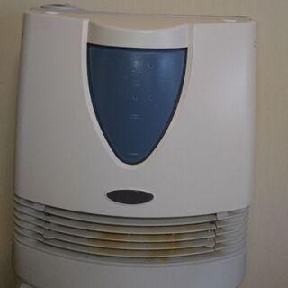 加湿セラミックファンヒーター SANYO 2007年製の画像