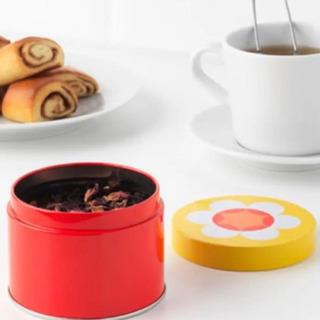 【新品】IKEA /イケア/缶 SOMMAR ソマル3点セット