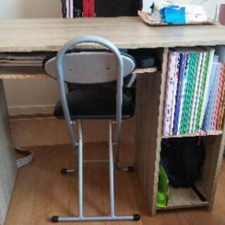 最終値下げ‼️勉強机  学習机  椅子おまけ