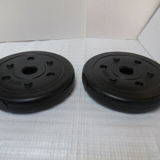 ポリエチレンコートプレート 2.5kg×2セット【ブラック】 ポ...