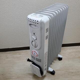 ■配送・設置可■2016年製 AzICHI オイルヒーター…
