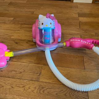 【お値下げします‼️】キティーちゃん 掃除機