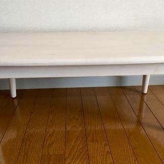 【天然木】折り畳みテーブル