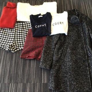レディース服トータルコーデ❤︎冬物7点セット