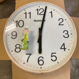 学校 休校 体育館 掛時計 丸時計 レトロ 昭和 アンティ…