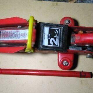 ジャッキ フロアジャッキ 2t 小型 油圧式