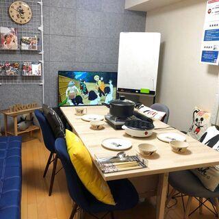 【新宿三丁目駅30秒】無料ウォーターサーバー!ソファで会議!大型...