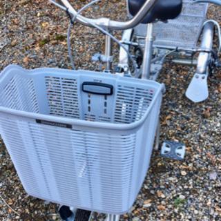 ブリジストン ワゴン未使用 三輪車 自転車