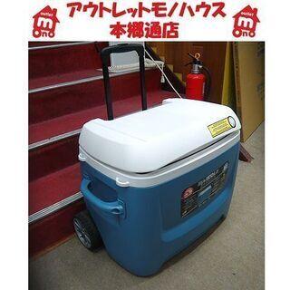 〇【58L IGLOO クーラーボックス】大型キャスター付 MA...
