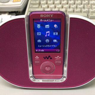 ★中古★SONY ソニー ポータブルメモリープレーヤ NW-S6...