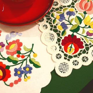 東京で活動する刺繍作家の教室で、おうち時間の豊かなすごし方を体験 - 香取市