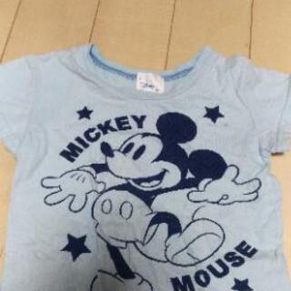 ミッキー Tシャツ②