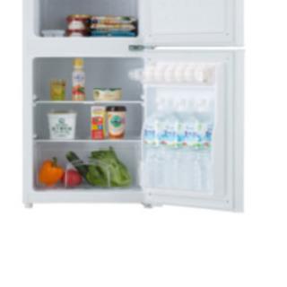 2ドア冷蔵庫 85L ハイアール2019年