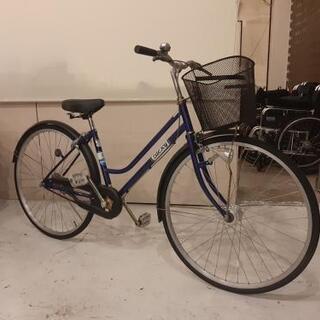 【LEDオートライト】27インチ 自転車