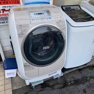 🌷日立ビッグドラム9kgドラム洗濯機 【洗濯機買取アールワン 田川】