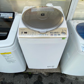 🌷シャープ 洗濯乾燥機 9kg ES-TX920【洗濯機買取アー...