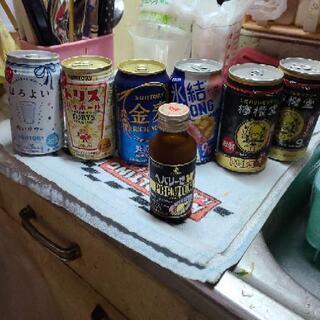 アルコール各種 肝臓のドリンク