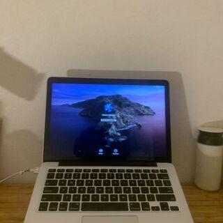 【1/18まで・配送可】Macbook Pro 13インチ201...