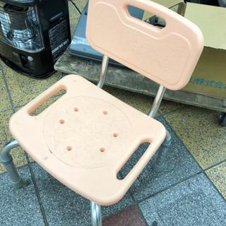 フランスベッド製 浴室椅子