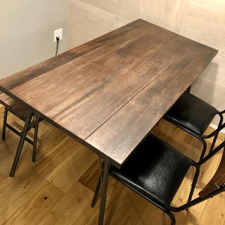bicasa ダイニングテーブルセット 購入時約14万円