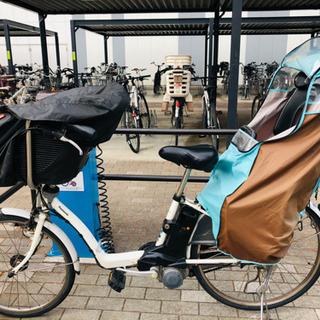 パナソニック子供乗せ電動自転車