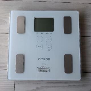 体重計 体組織計 オムロン HBF-214