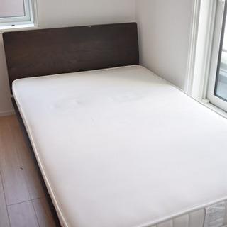 無印ベッド - 家具