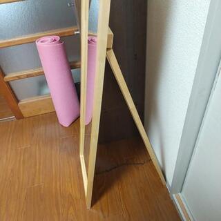 木製 姿見 - 摂津市