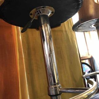 バーカウンター椅子 3脚 *カウンターチェア*ハイチェア − 大阪府