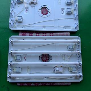 オーデリック製 蛍光灯 2器