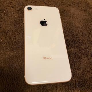 iPhone8 64GB SIMフリー 使用期間1年半 一…