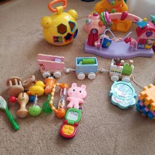 赤ちゃん用おもちゃ色々 - 松戸市