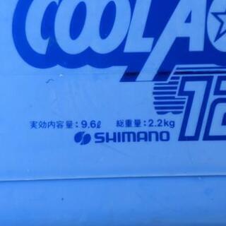 中古のシマノ、クーラーBOX、 − 香川県