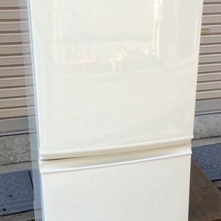【RKGRE-545】特価!シャープ/137L 2ドア冷凍冷蔵庫...