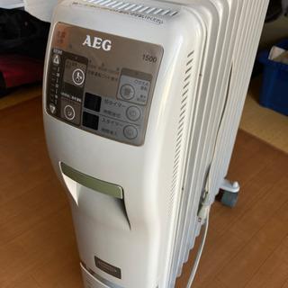 エレクトロラックス AEG オイル ヒーター ARE1512
