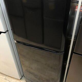 中古 121L冷蔵庫 ハイアール 2017年製 JR-N121A
