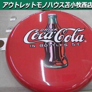 コカ・コーラ インテリア雑貨 ブリキ 看板 ビンテージ ガレージ...