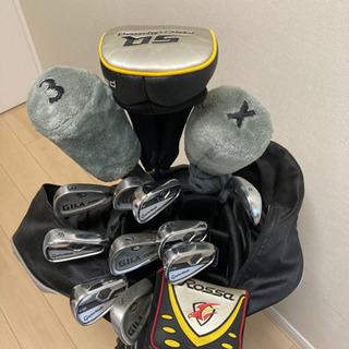 【ネット決済】【特典つき】初心者向け・練習用にどうぞ!ゴルフセット
