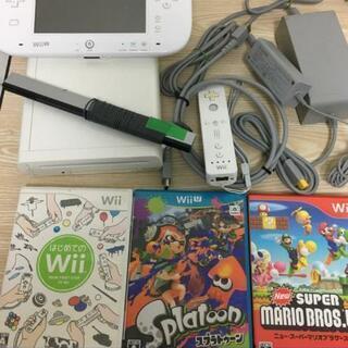 終了しました。WiiU本体32Gプラスソフト3本セット マ…