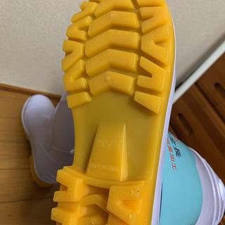 安全長靴 25.5cm