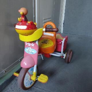 子ども三輪車