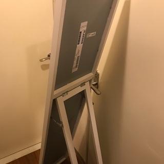 【ネット決済】姿見 IKEA 白