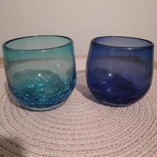 琉球ガラス コップ
