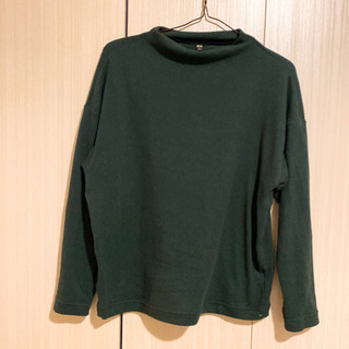 UNIQLO ニット Dark green