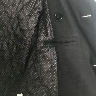 Pコート 黒 Mサイズ − 山形県