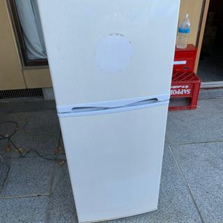 2ドア冷蔵庫 - 双葉郡