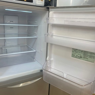 HITACHI製★2015年製自動製氷機付き冷蔵庫★6ヵ月間保証付き★近隣配送可能 - 春日井市