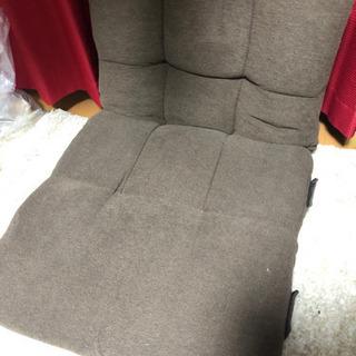 座椅子2つセット ニトリコンパクトつながるポケットコイル座…