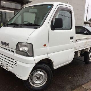 【コミコミ価格】軽トラ キャリィトラック DB52T 4WD M...